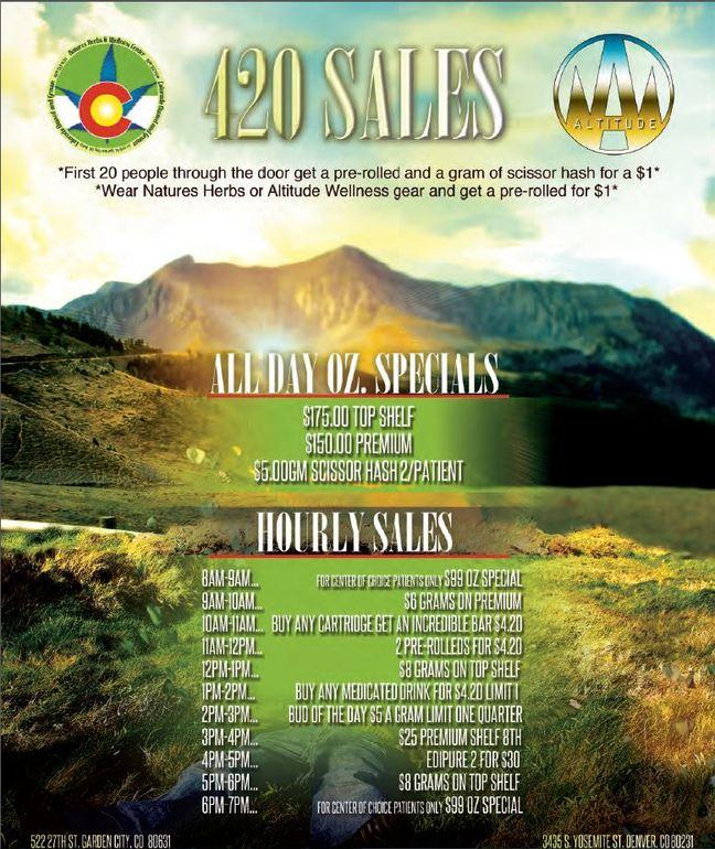 Natures Herbs And Wellness Center Colorado