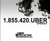 OPEN 24/7 #1 Delivery Collective | Ubercollective | Delivery Service  All of Los Angeles County