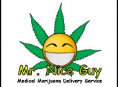 Mr. Nice Guy Medical Marijuana Delivery Service