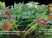 Herbs and Creams Care