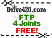 Drive420.com - FREE Joint & a Jar! Everytime!, Thousand Oaks & Surrounding, CA