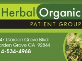 Herbal Organics Patient Group, Garden Grove, CA