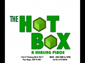 "The ""HOT BOX"" a Healing Place."