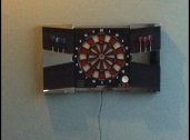 Dart Board- Bullseye Gets You A Free Thingy!!