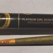 Platinum Girl Scout Cookies