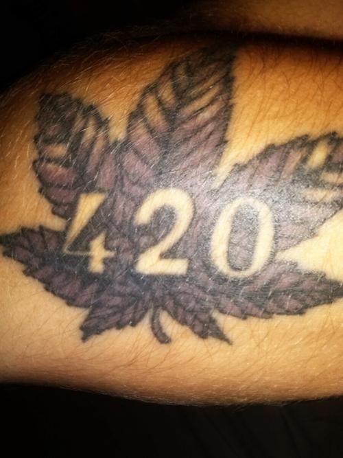 420-tat-cannabis-love