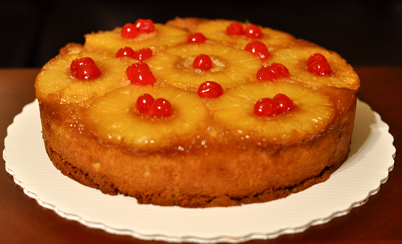 Best Recipe Upside Down Pineapple Cake