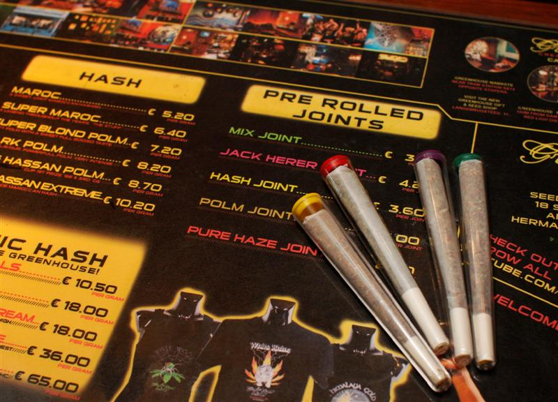 Amsterdam 39 S Pot Coffee Shops Could Go Up In Smoke Thc