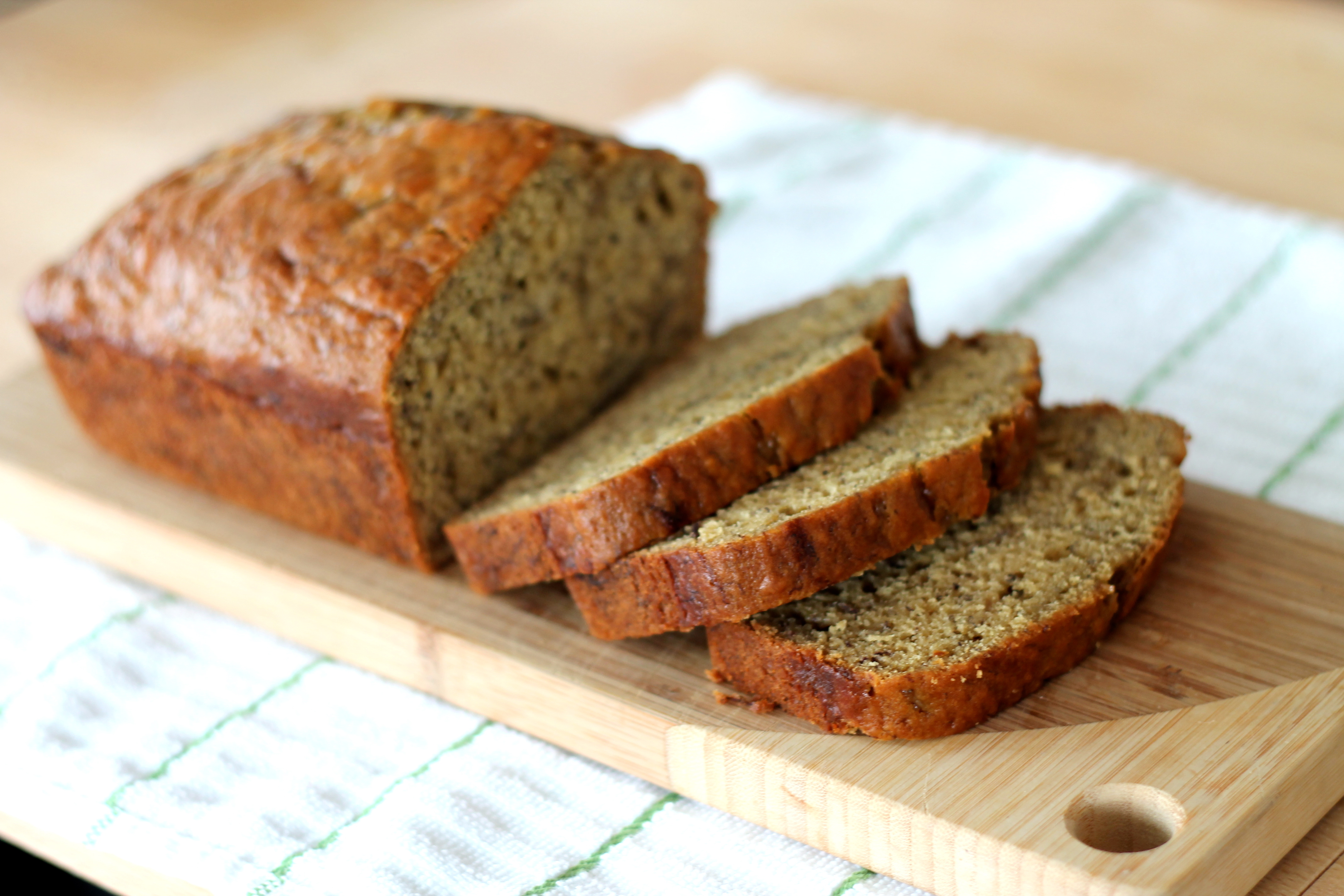 Baked Banana Bread Recipes Marijuana Blog Thc Finder Thc Finder