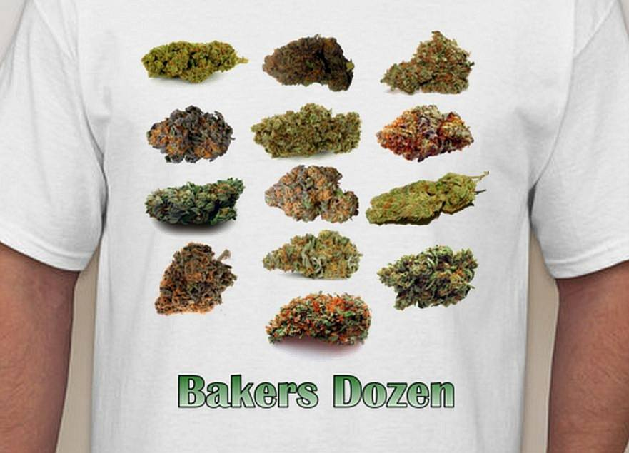 I'll take the Bakers Dozen please! | Fun Marijuana Blog | THC ...