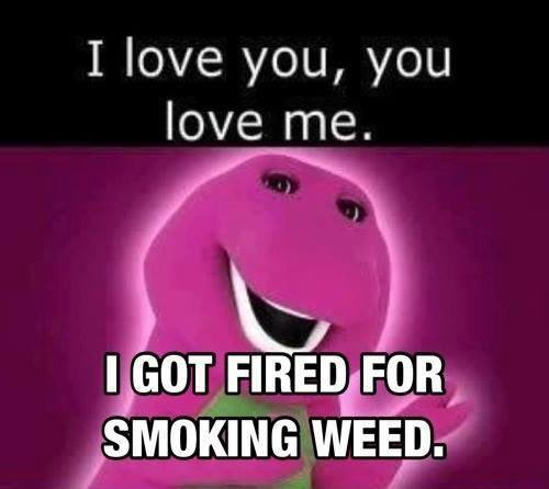 barney-fired-for-weed