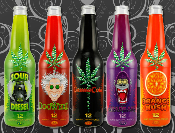 cannabis-infused-drinks