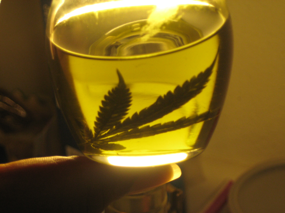 cannabis-infused-olive-oil