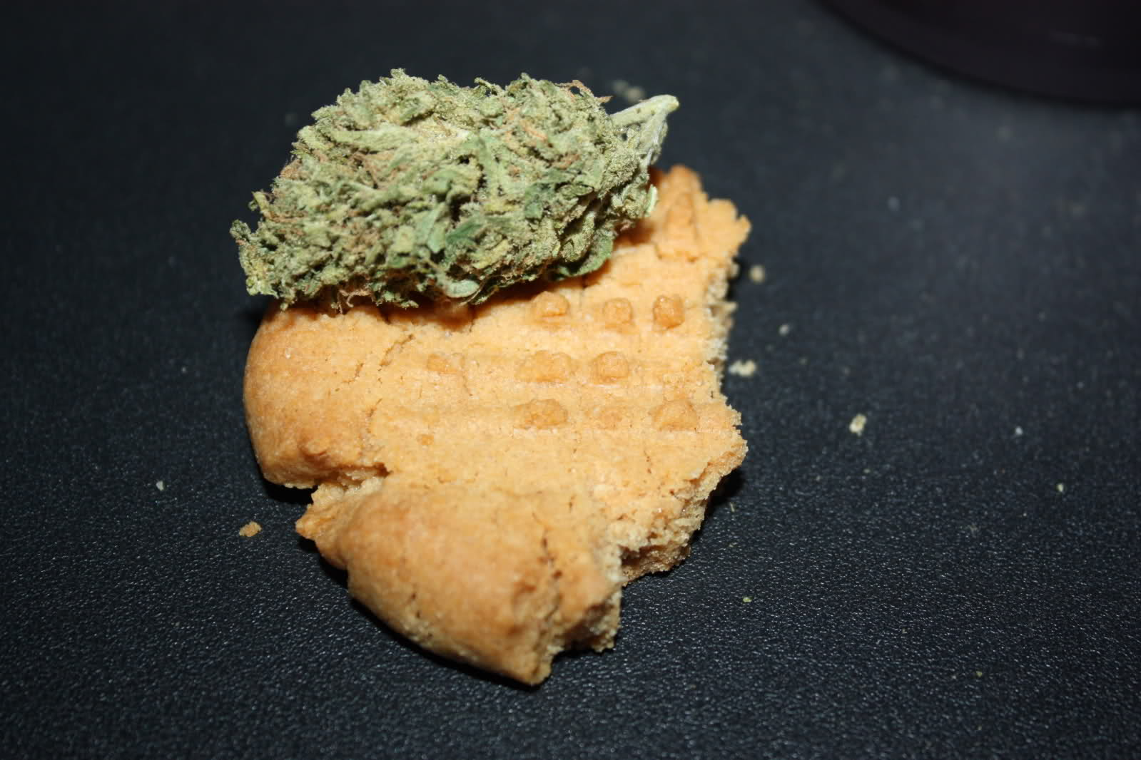 Cannabis infused Peanut Butter Cookies