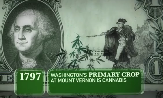 weed and history