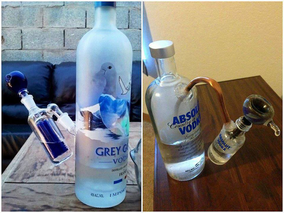 making-bongs-from-vodka-bottles