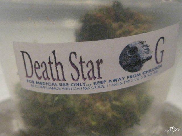 Death Star Strain Death Star Indica
