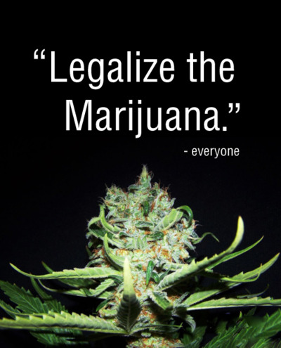legalization of marijuana arguments
