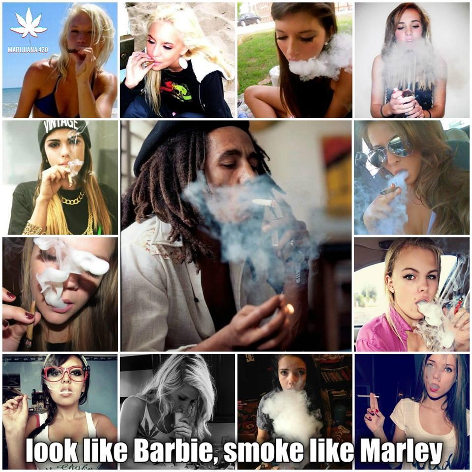 stoner-babes