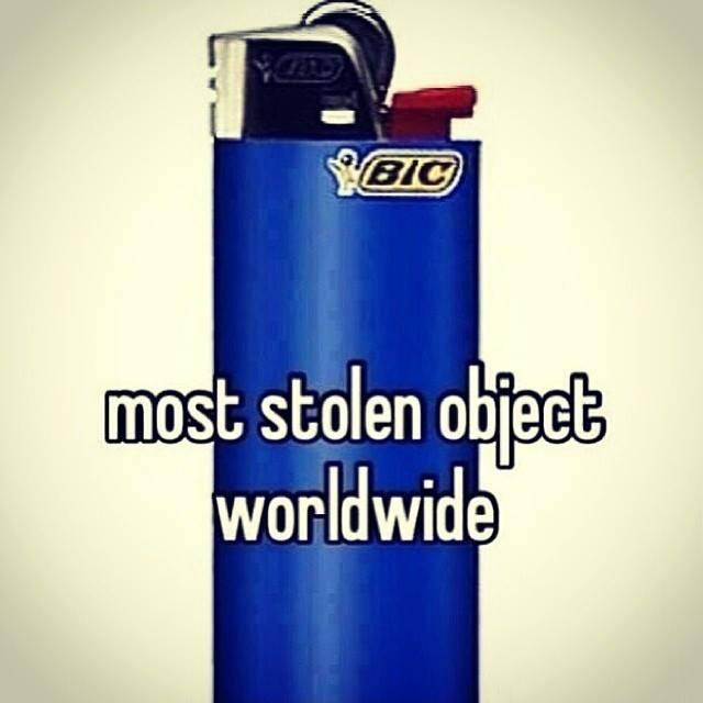 bics-always-stolen