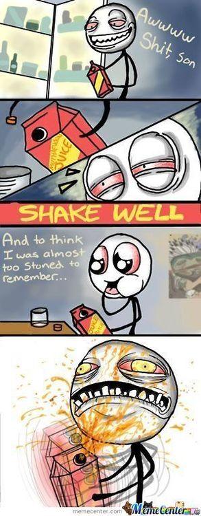 shake-well
