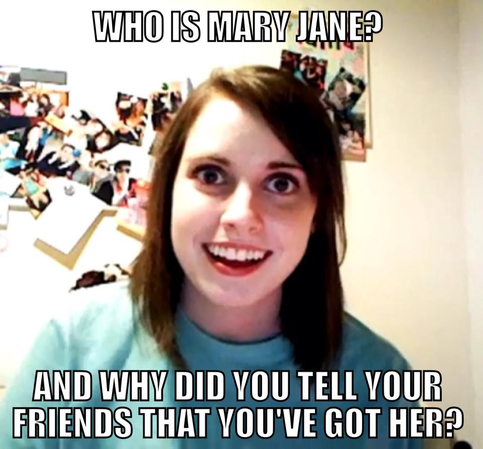 who-is-mary-jane