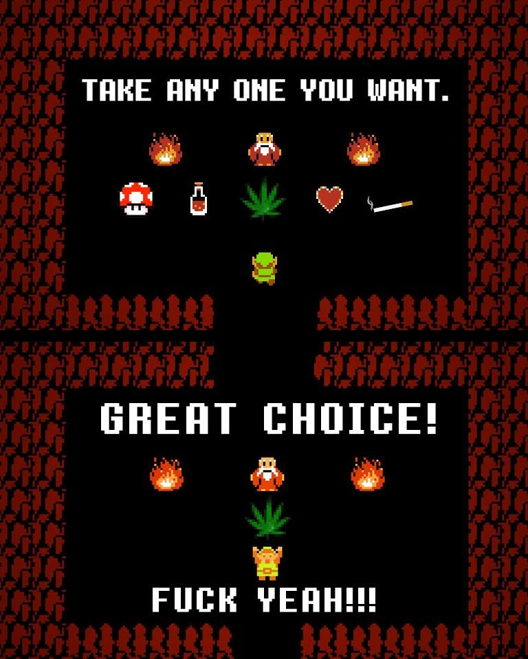choose-wisely-zelda-weed